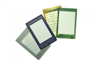 High-Ranking CR80 Re-Writable Card