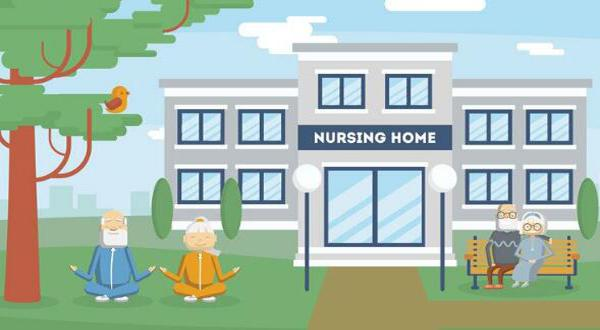 iBeacon solution in Nursing Home - Union Smart