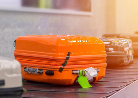 Travel Smarter with RFID Luggage Tag